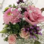 Blumengesteck Hochzeit