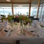 Hochzeit Tiischdekoration