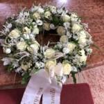 Trauerkranz von Bernies Blumen